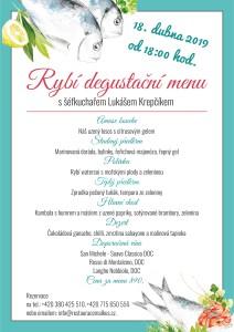 rybí menu